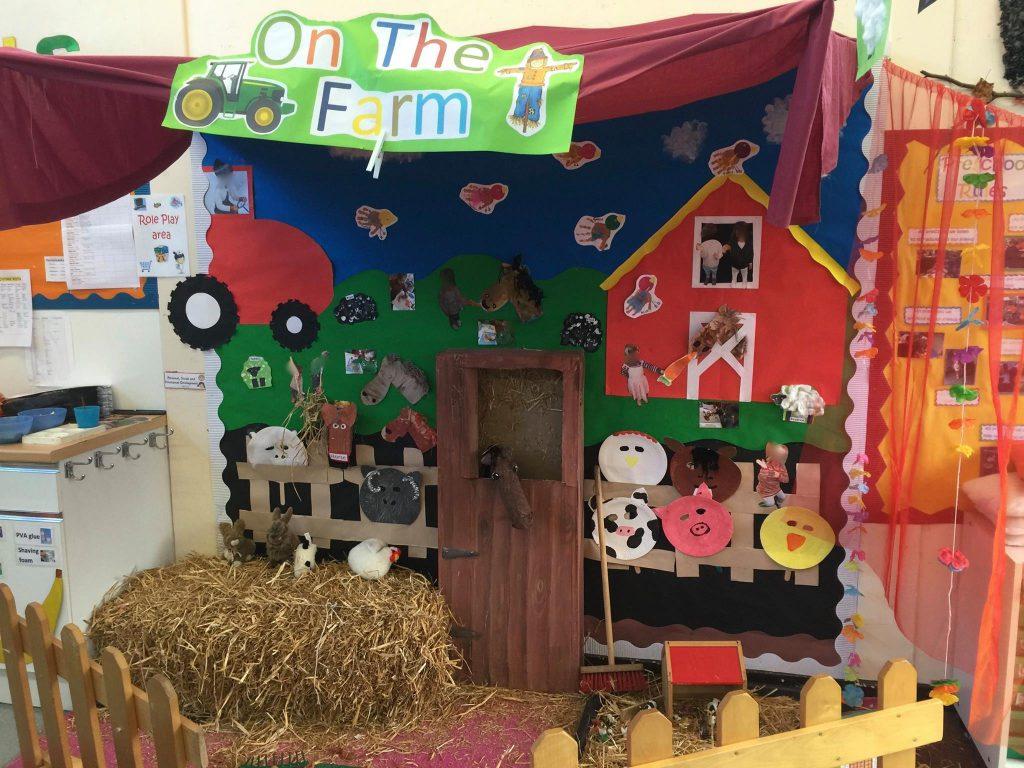Farmyard Theme Strathmore Preschool